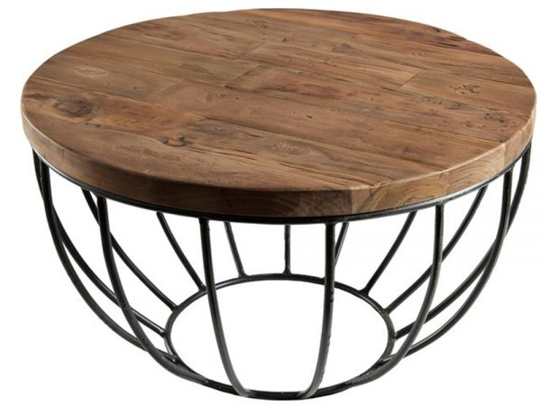COUCH TABLE BASKET
