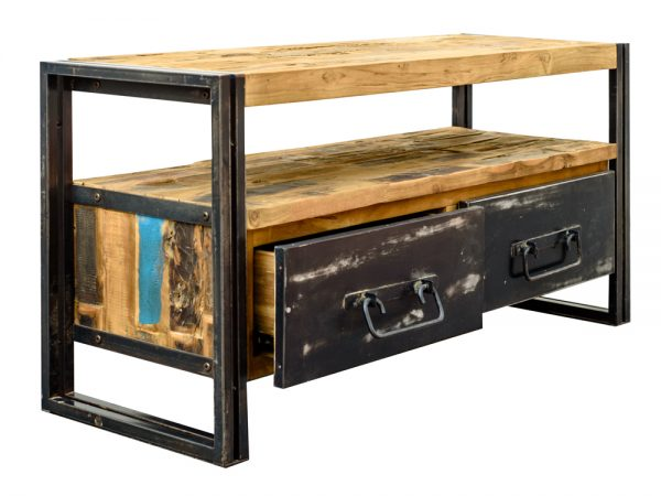 INDUSTRY TV STAND 2